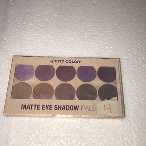 City color matte eyeshadow palette (4)